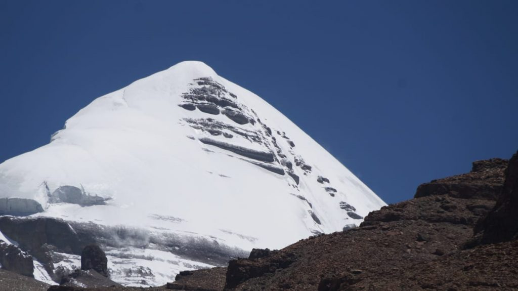 South face of Kailash