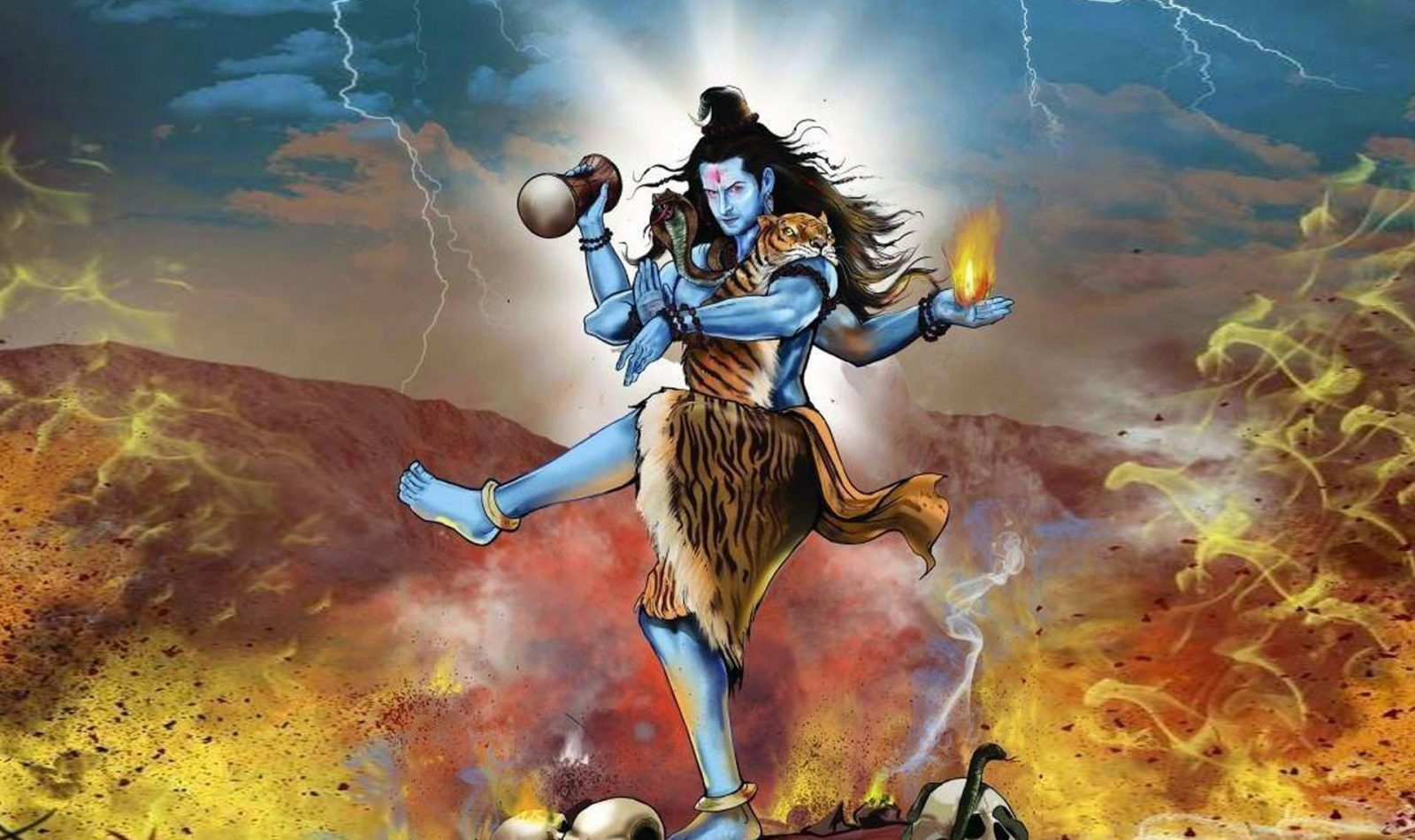 Shiv Tandav Stotram- Story, Meaning and benefits